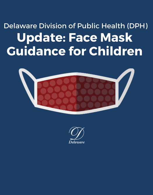 Image: Update to face mask guidance